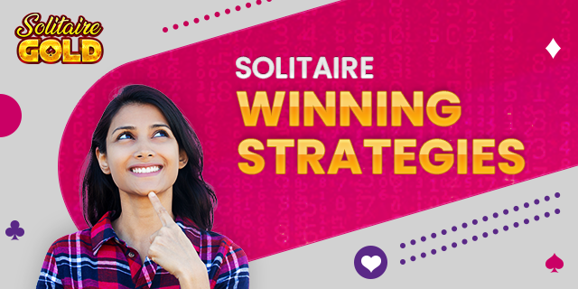 solitaire winning strategy